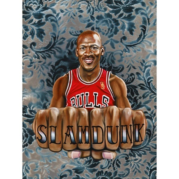 Michael Jordan SLAM DUNK VIBRANCE ws scaled