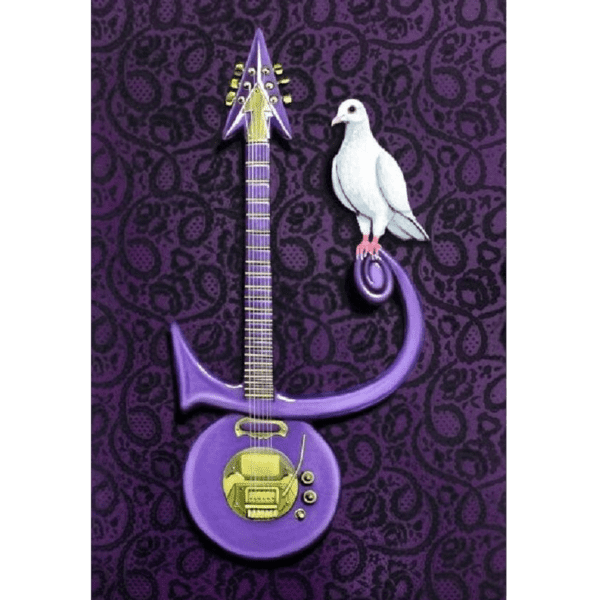 Rest in Purple giclee nws