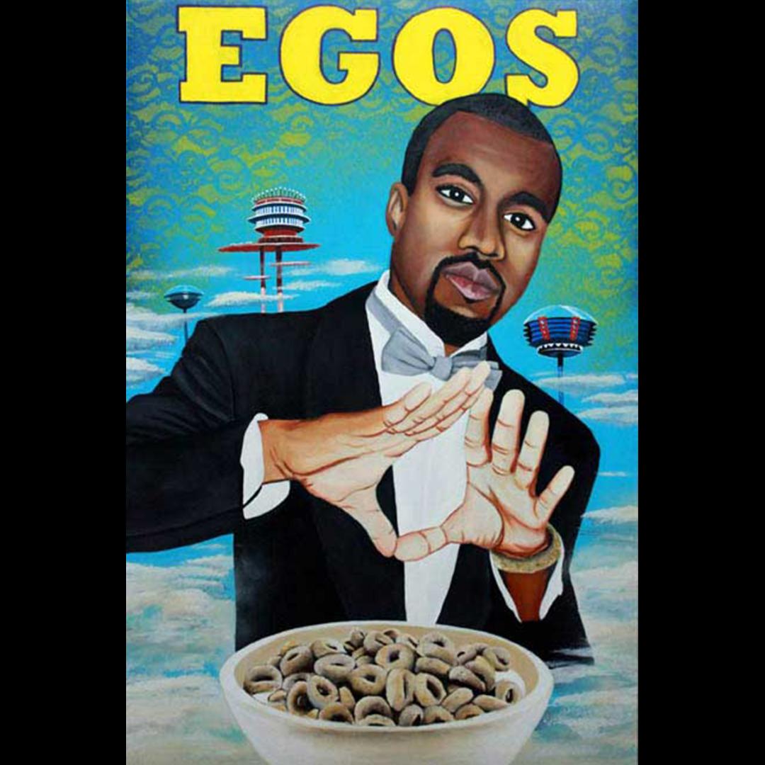 Kanye West Egos