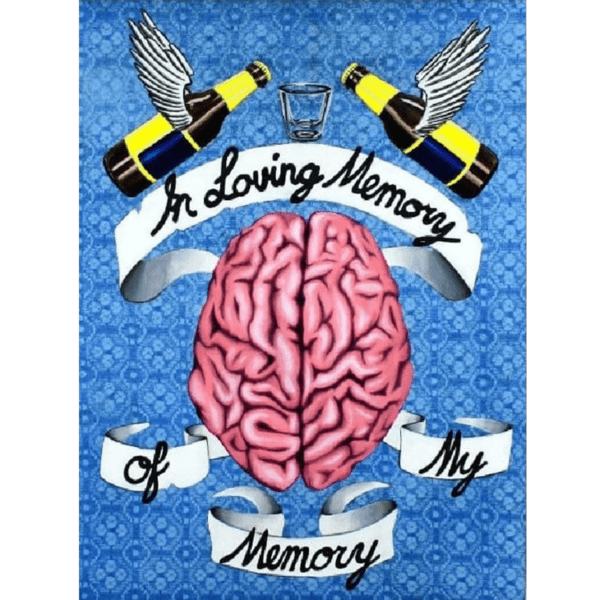 in loving memory of my memory giclee nws