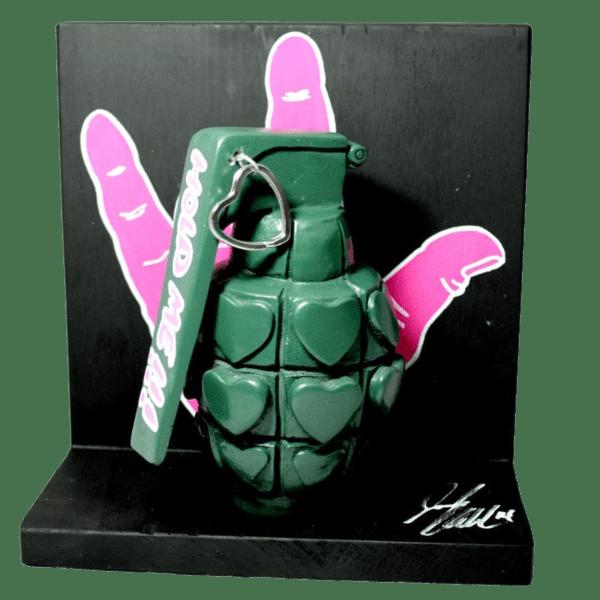 love grenade sign language