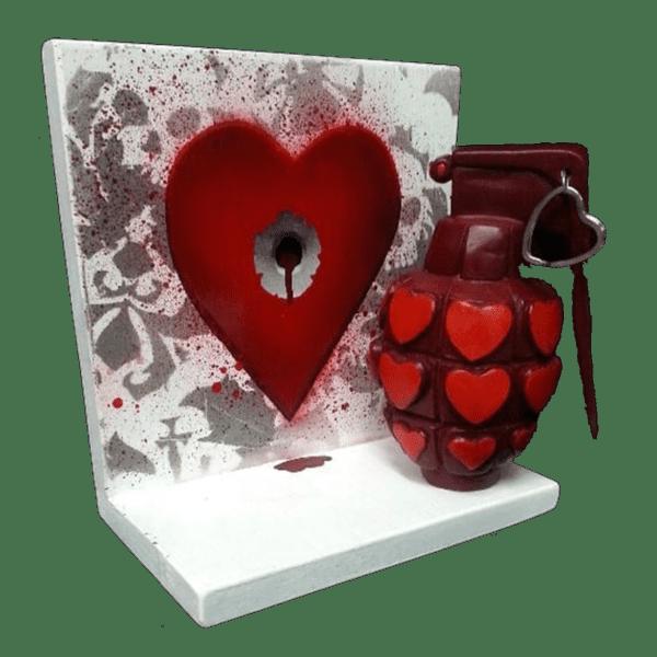 love hurts grenade ws