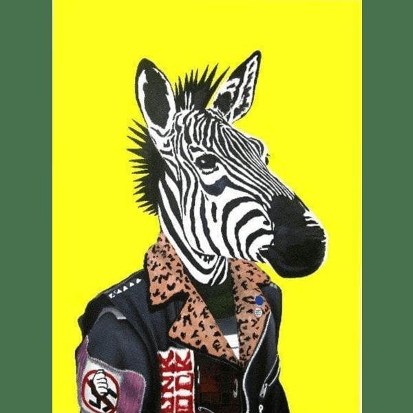 punk rock rebra print vertical response