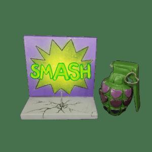 smash love grenade